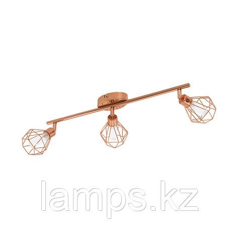 Светильник настенно-потолочный ZAPATA  G9-LED  3*2.5, фото 2