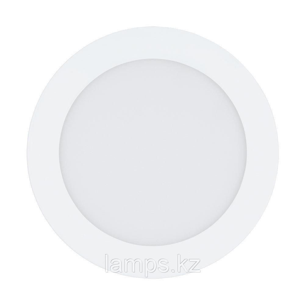 Встраиваемый светильник FUEVA BASIC, пластик