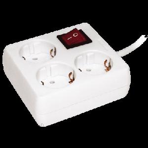 Удлинитель У-С03К-выкл (3места, 3м.)
