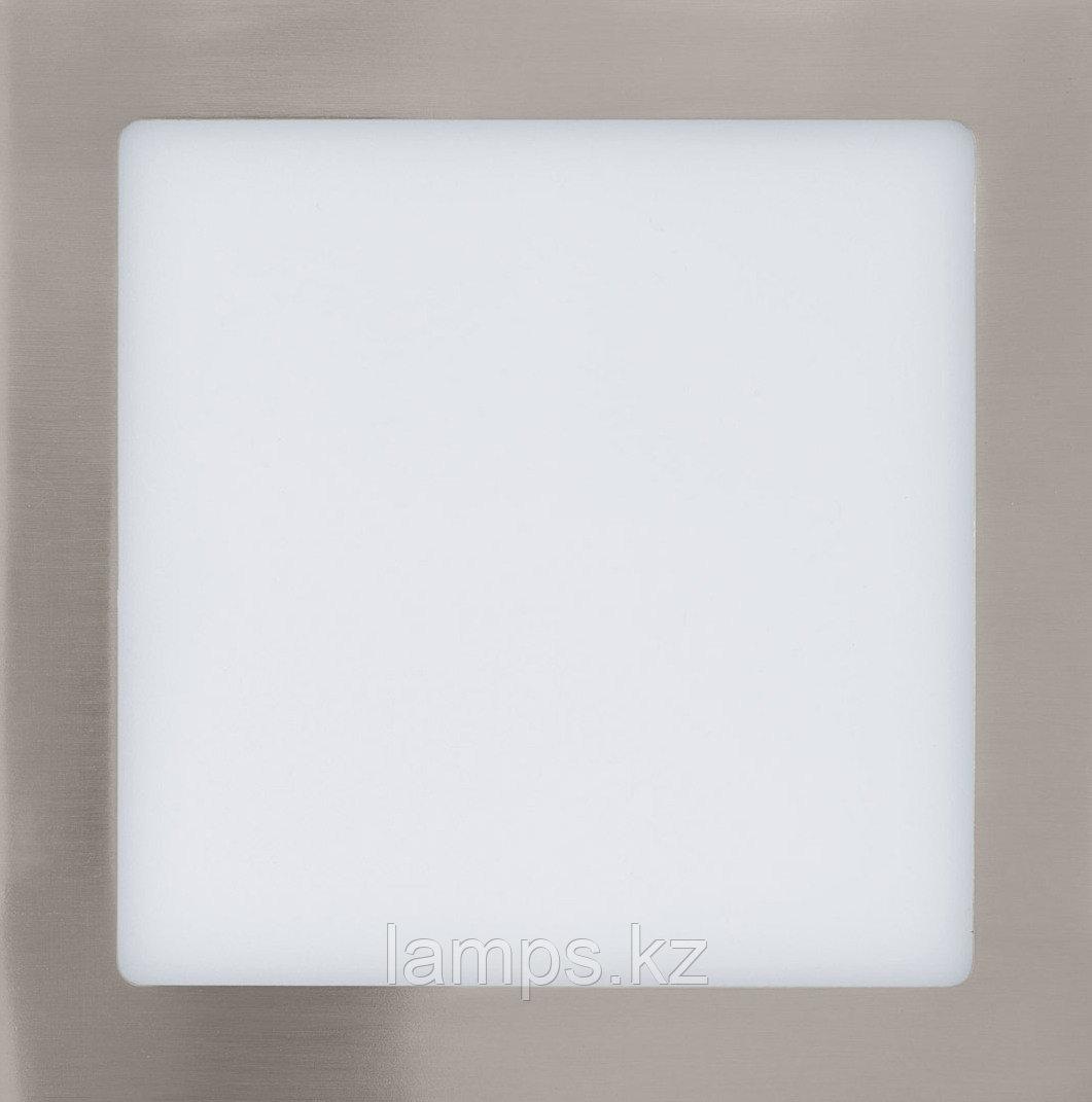 Встраиваемый светильник  FUEVA 1, металл, пластик