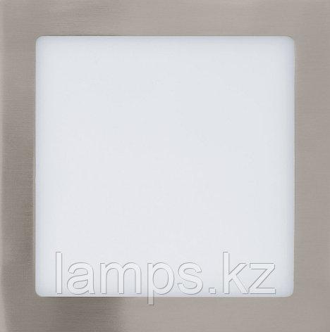 Встраиваемый светильник  FUEVA 1, металл, пластик, фото 2