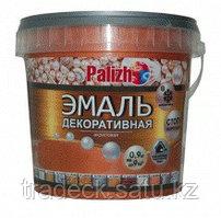 Эмаль декоративная акриловая Palizh Медь №98 (0,9кг)