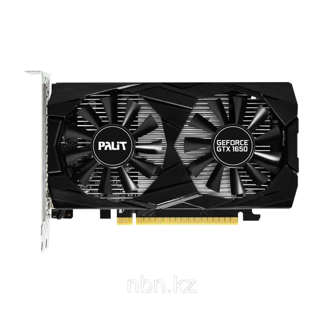 Видеокарта PALIT GTX1650 DUAL 4G (NE5165001BG1-1171D)
