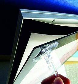 Ультратонкий светодиодный лайтбокс с магнитным профилем (Magnetic Ultra Slim Lightbox)