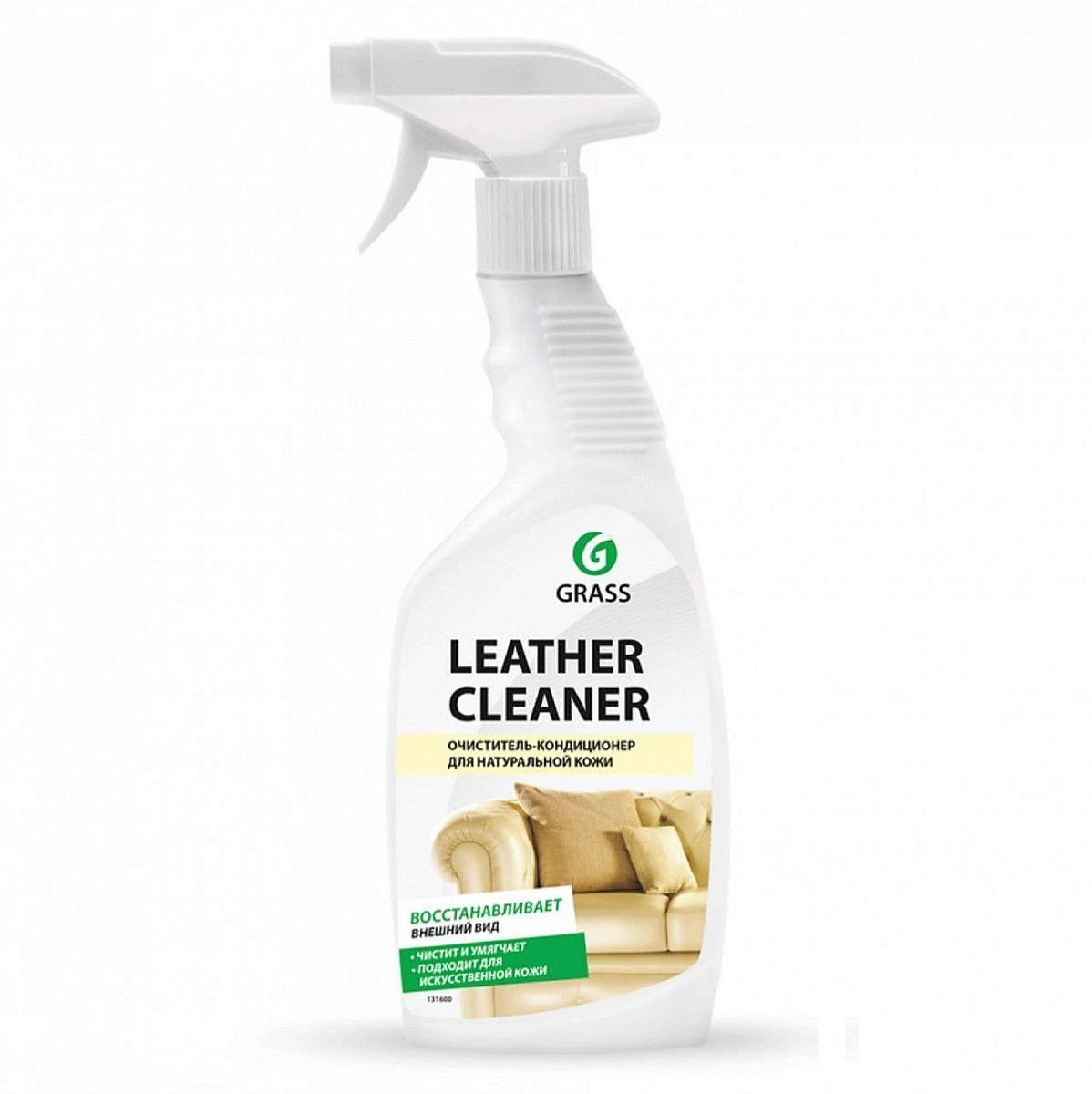 Очиститель-кондиционер кожи Leather Cleaner