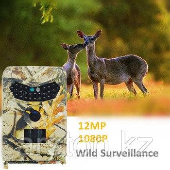 Охотничья камера Цифровое устройство ночного видения 12MP 1080p, фото 2