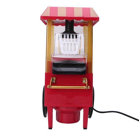 Аппарат для попкорна на колесах Ретро (Nostalgia)., фото 2
