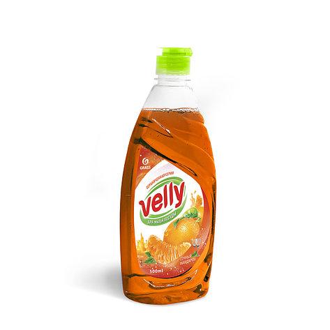 Средство для мытья посуды  «Velly  Сочный мандарин , фото 2