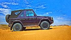 Джип сафари в песчаной пустыне Тау кум вблизи Алматы, фото 3