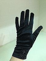 Атласные перчатки высокого качества