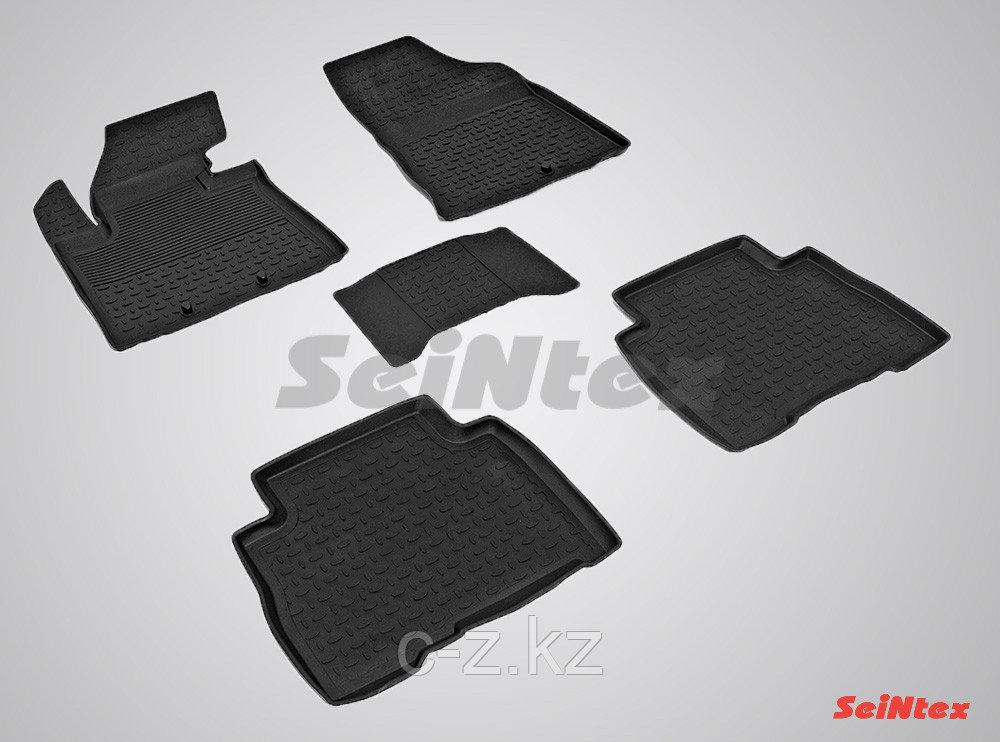 Резиновые коврики для KIA Sorento 2012-н.в.