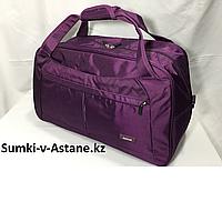 Дорожная сумка среднего размера Cantlor.Высота 31 см, длина 54 см, ширина 24 см.