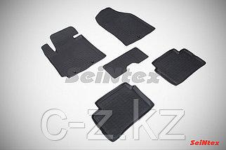Резиновые коврики для KIA Picanto 2011-н.в.