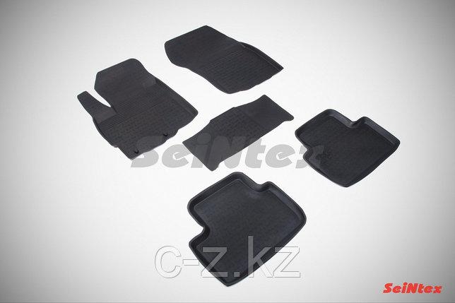 Резиновые коврики для Mitsubishi ASX 2010-н.в., фото 2