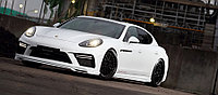 Обвес ARTISAN SPIRITS на Porsche Panamera II (Рестайлинг)