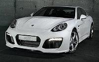 Обвес Techart II на Porsche Panamera II (Рестайлинг), фото 1