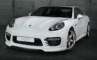 Обвес Techart I на Porsche Panamera II Turbo/GTS  (Рестайлинг), фото 1