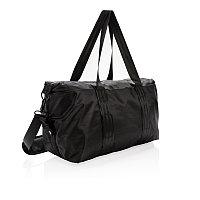Спортивная сумка-дафл Austin для занятий в тренажерном зале и йоги, без ПВХ, черный, Длина 43 см., ширина 23