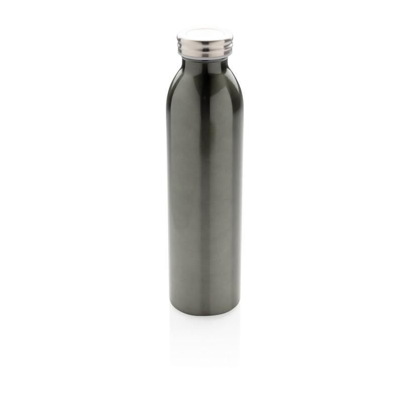 Герметичная вакуумная бутылка Copper, 600 мл, серебряный, , высота 26 см., диаметр 6,5 см., P433.210