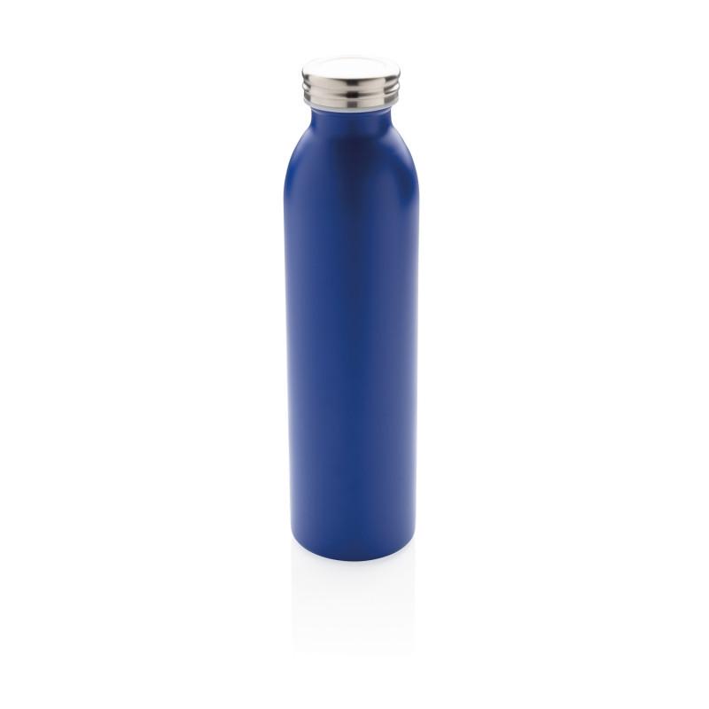 Герметичная вакуумная бутылка Copper, 600 мл, синий, , высота 26 см., диаметр 6,5 см., P433.215
