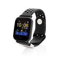 Часы Fit, черный, Длина 25,5 см., ширина 3,1 см., высота 1,1 см., P330.781