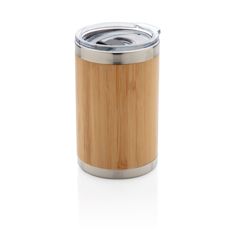 Термокружка Bamboo coffee-to-go, 270 мл, коричневый, , высота 11,7 см., диаметр 7,2 см., P432.339
