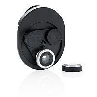 Объектив для камеры смартфона 3 в 1, черный, Длина 8,5 см., ширина 6,4 см., высота 2,1 см., P301.901, фото 1