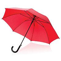 """Автоматический зонт-трость, 23"""", красный, красный, , высота 83 см., диаметр 115 см., P850.524"""