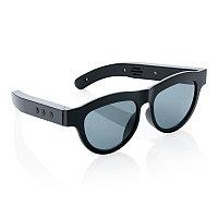 Солнцезащитные очки с функцией беспроводной колонки, черный, Длина 5,6 см., ширина 15,7 см., высота 16,1 см.,, фото 1