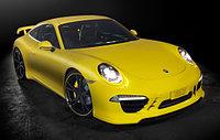Обвес TECHART Aerokit I на Porsche 911 (991)