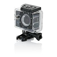 Спортивная экшн-камера, черный, черный, Длина 4,1 см., ширина 5,9 см., высота 3 см., P330.051, фото 1