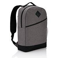 Рюкзак Modern, серый, Длина 13,5 см., ширина 30 см., высота 45 см., P760.762, фото 1