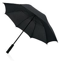 """Зонт-антишторм из стекловолокна 23"""", черный, , высота 80 см., диаметр 115 см., P850.211"""