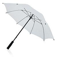 """Зонт-антишторм из стекловолокна 23"""", белый, , высота 80 см., диаметр 115 см., P850.213, фото 1"""