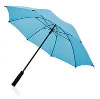 """Зонт-антишторм из стекловолокна 23"""", синий; черный, , высота 80 см., диаметр 115 см., P850.219"""
