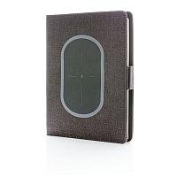 Органайзер Air с беспроводным внешним аккумулятором, A5, черный, Длина 22,9 см., ширина 17,4 см., высота 2,4