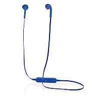 Беспроводные наушники, синий, синий, , ширина 1,2 см., высота 70 см., диаметр 1,1 см., P326.565, фото 1