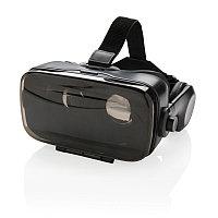 Очки Virtual reality со встроенными беспроводными наушниками, черный, Длина 21 см., ширина 22 см., высота 10 см., P330.151