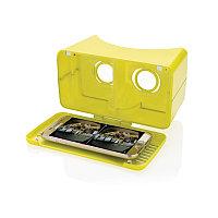 Универсальные очки Virtual reality, салатовый, Длина 19,5 см., ширина 14 см., высота 10 см., P330.177