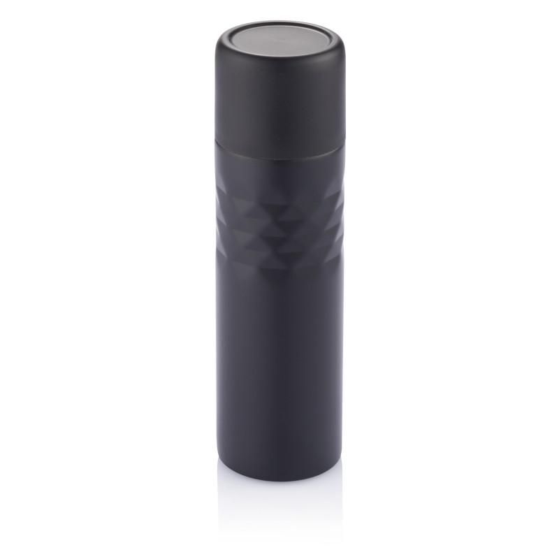 Термос Mosa, 500 мл, черный, , высота 23,5 см., диаметр 6,9 см., P433.201