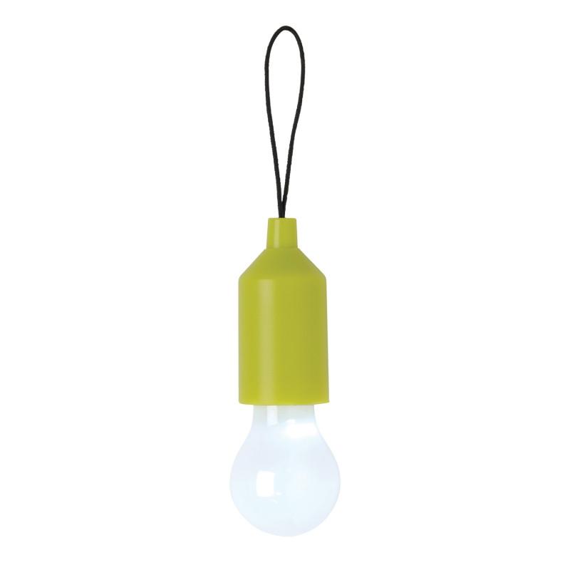 Лампа Pull-mini, зеленый, Длина 2,1 см., ширина 2,1 см., высота 7 см., P513.157
