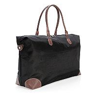 Спортивная сумка, черный, Длина 67 см., ширина 18 см., высота 37 см., P707.041