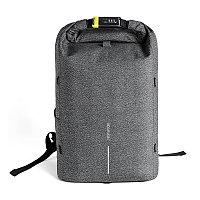 Рюкзак Urban с защитой от карманников, серый, серый, Длина 31,5 см., ширина 14,5 см., высота 46 см., P705.642, фото 1