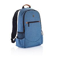 Рюкзак Fashion duo tone, синий, Длина 14 см., ширина 45 см., высота 32 см., P760.750
