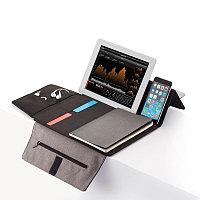 Чехол для планшета Seattle 9-10, серый; черный, Длина 3,6 см., ширина 24,5 см., высота 31 см., P772.812