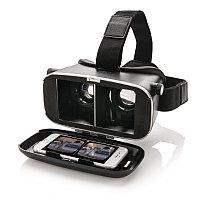 3D-очки Virtual reality, черный, Длина 19,5 см., ширина 14 см., высота 10 см., P330.401