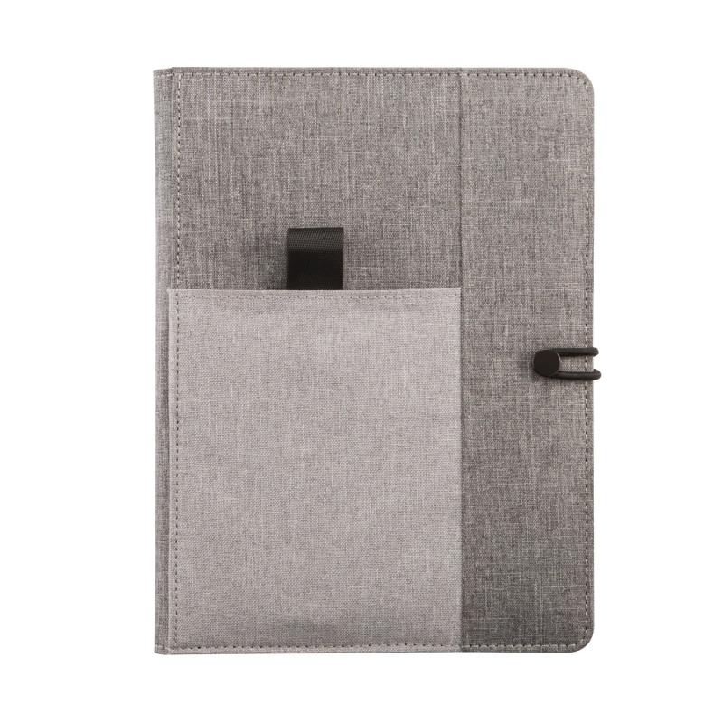 Органайзер Kyoto, серый, серый, Длина 2,5 см., ширина 16 см., высота 22 см., P773.152