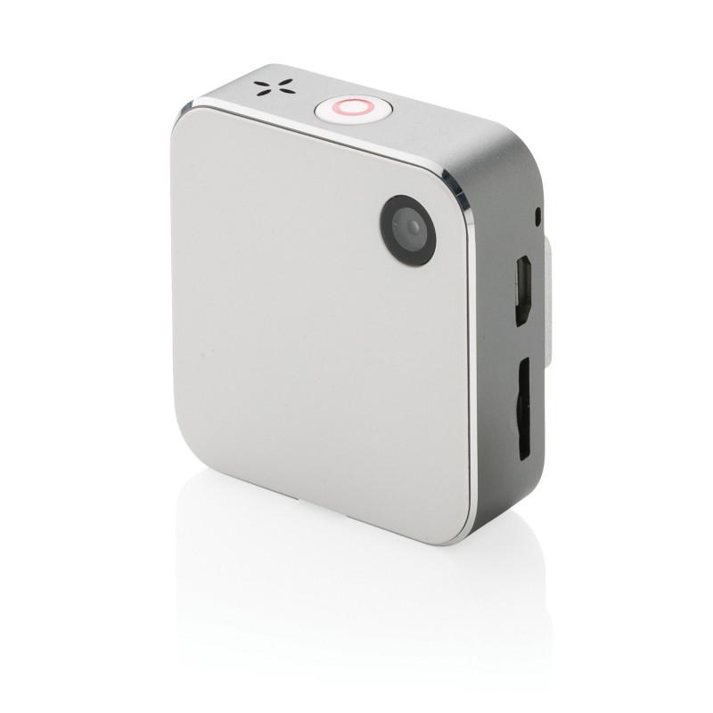 Компактная экшн-камера с Wi-Fi, белый, Длина 2 см., ширина 4,5 см., высота 4,5 см., P330.843