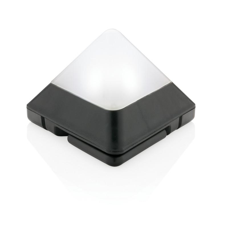 Светильник Triangle, черный, черный, Длина 4,6 см., ширина 7 см., высота 7 см., P513.481