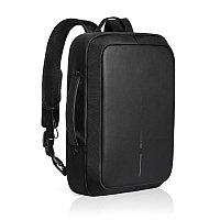 Сумка-рюкзак Bobby Bizz с защитой от карманников, черный, Длина 28 см., ширина 10 см., высота 41 см., P705.571